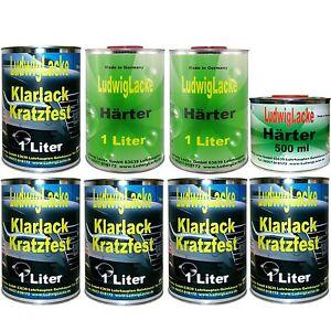 7-5-Liter-Klarlack-SET-mit-5-Liter-Klarlack-2-5-Liter-Haerter-fuer-Autolack-usw