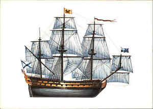 Schiffe-amp-Seefahrt-Linienschiff-INGERMANLAND-Schiff-Ship-Postkarte-Planet-Verlag