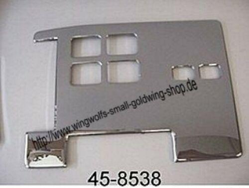 Bigbikepart 52-566 Goldwing 1500 Radio Chromblende1988-1995 AddOn 45-8538