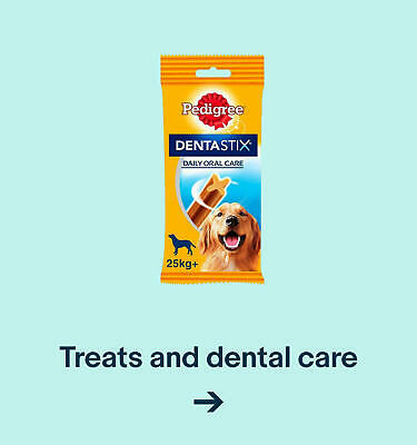 Treats and dental care