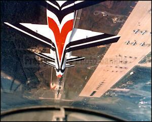 USAF-Thunderbirds-Northrop-T-38A-Talon-1974-1981-8x10-Photos