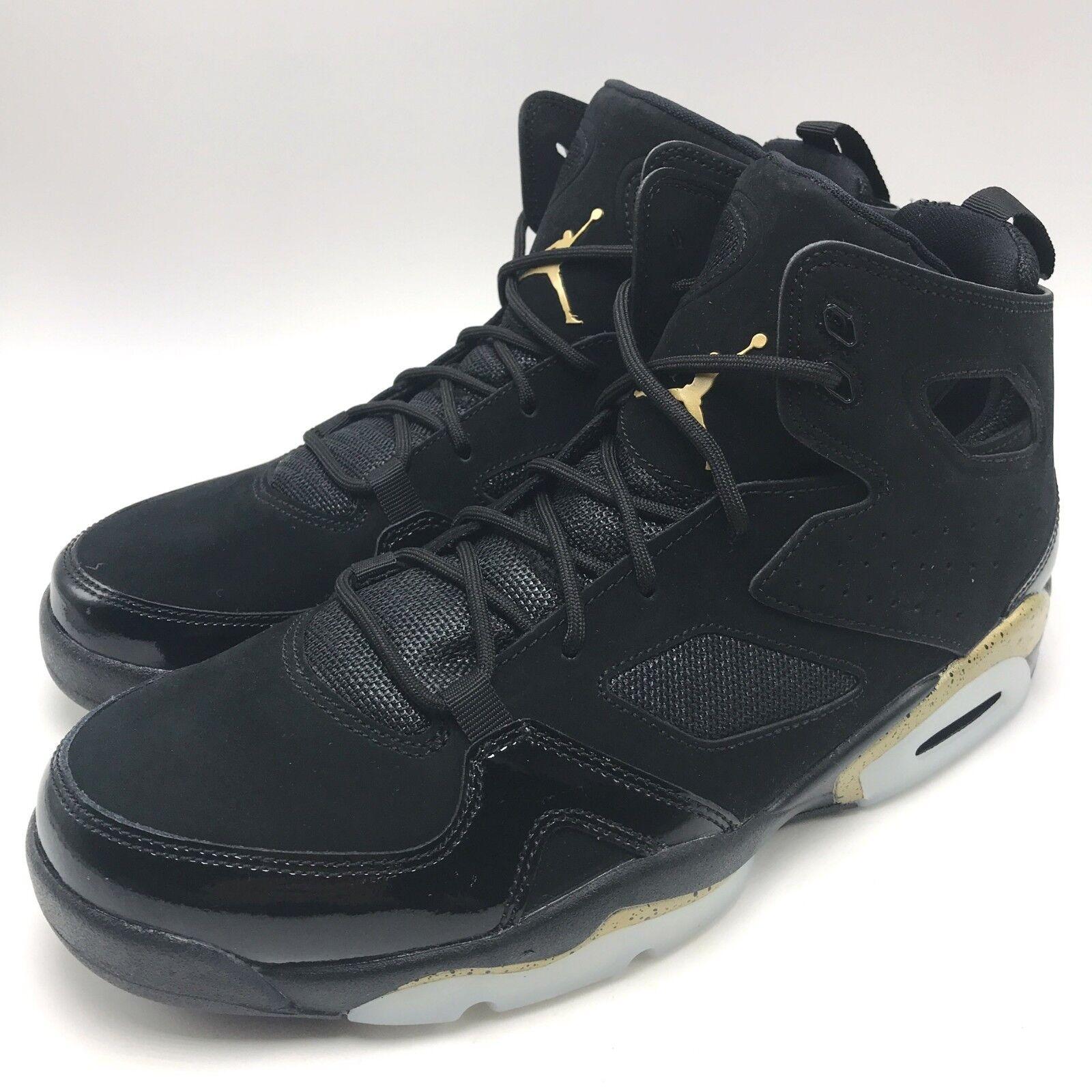Nike Air Jordan Flight Club 91 Black