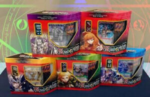 Force-of-Will-Force-of-Will-Lapis-Cluster-Starter-Decks-Set-of-5-Brand-New