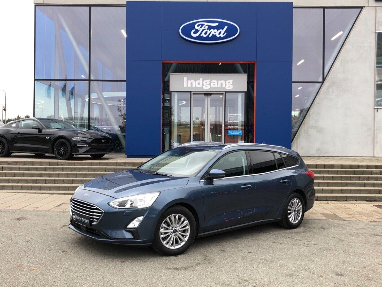 Ford Focus 1,5 EcoBoost Titanium Business aut