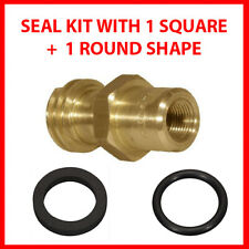 O Ring Set For Rego 7141 Male Quick Connect Propane Tank Forklift Buffer Seal