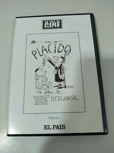 PLACIDO DVD LUIS GARCIA BERLANGA JOSE LUIS LOPEZ VAZQUEZ AMPARO SOLER LEAL