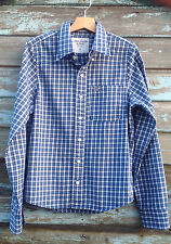 Abercrombie and Fitch Man's 100% Cotton Shirt Size S