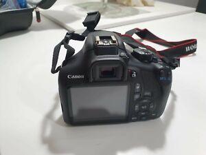 Canon-EOS-1300D-Fotocamera-Digitale-Reflex-18MP-Nera-Cover-rigida-inclusa