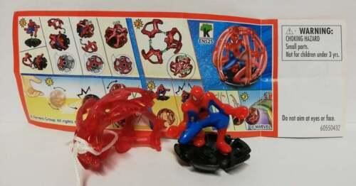 Bpz Kinder Joy Marvel Avengers Spiderman USA  EN525