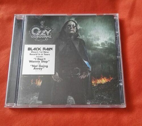 1 von 1 - OZZY OSBOURNE - Black Rain