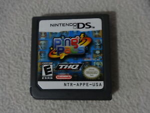 EUC-Ping-Pals-Nintendo-DS-Video-Game-Cartridge-Only-Free-Ship