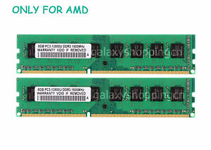 16-GB-2X-8-GB-8-GB-DDR3-PC3-12800U-1600-MHz-RAM-DIMM-Memoria-de-escritorio-para-el-chipset-AMD
