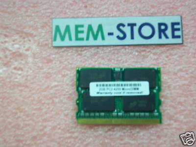 Fujitsu-2GB-667-MD 2GB DDR2 Memory Fujitsu Lifebook