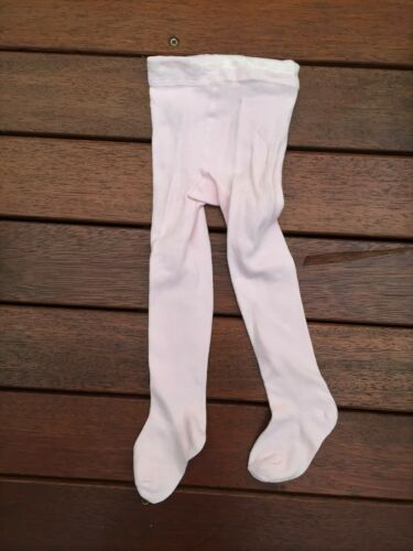 pink NEW Bonds Baby Girl Combed Cotton Sock Tights 6-12 mos or 1-2 years
