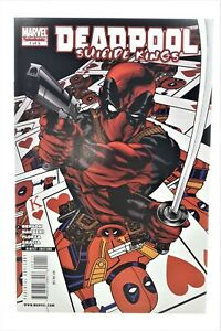 Deadpool-Suicide-Kings-1-2009-vf-nm-9-0-1st-STANDARD-Cover-Mike-McKone-Punishe