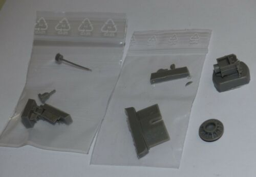 Artmaster 80.405 festungspak 5 cm h0 1:87 kit desmontan resin antitanque
