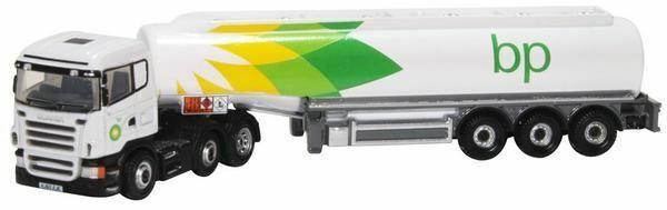 Scania PB Tanker Truck Diecast Model 1:148 Scale N Gauge - Oxford Haulage NEW