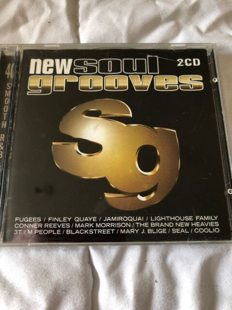 Various Artists - New Soul Grooves (1997) CD