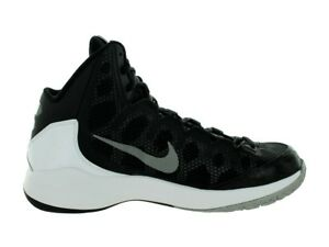 85b124d18dacc Nike ZOOM WITHOUT A DOUBT Mens 749432-002 Basketball Shoes BLK/Wh ...