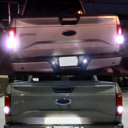 LED For Ford F150 2015-2018 License Plate Backup High Mount Lights Combo Kit Fit