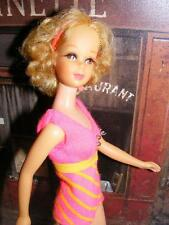 Vtg Twist 'N Turn Mod FRANCIE DOLL Short FLIP BLONDE TNT 1969 FAB! 1170 Barbie