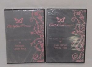 Flirty Girl Fitness Dvds