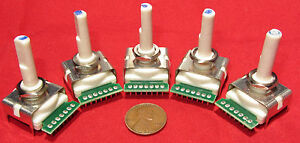 5-pcs-Bourns-6-Position-Rotary-Switch-Continuous-Rotation-360-Degree-SP6T-ST6