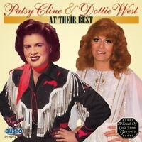 Patsy Cline - At Their Best [new Cd] on Sale