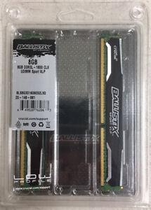 Crucial-Ballistix-Sport-16GB-VLP-2-x-8GB-DDR3-1600-UDIMM-240-Pin