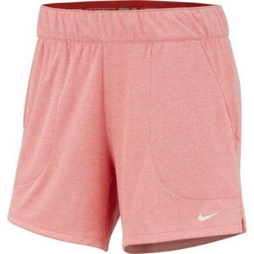 Women's Nike Tempo Running Shorts Dri-Fit Pink Str