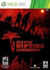 Dead Island Riptide Special Edition (NEW Xbox 360, 2013)