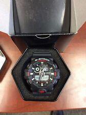 New Casio GA700-1A G-Shock Super Illuminator 3D Ana-Digital Men's Watch