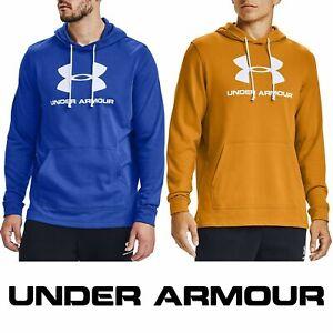 Under-Armour-Herren-UA-Sportstyle-Terry-Logo-Hoodie-Sweatshirt-UA-1348520
