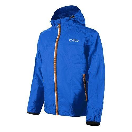 3x57627 CMP on Rain Jacket Fix Hood-Messieurs Pluie Veste différentes couleurs