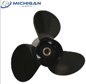 Michigan Match 13.75 x 15 011002 Aluminum Propeller Evinrude Johnson 85-140HP V4