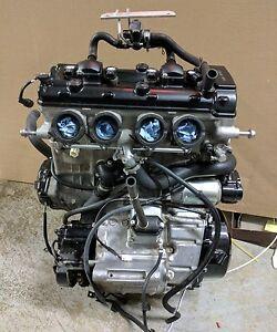 08-16 Suzuki Hayabusa GSXR 1300 Complete Engine Motor Car ...