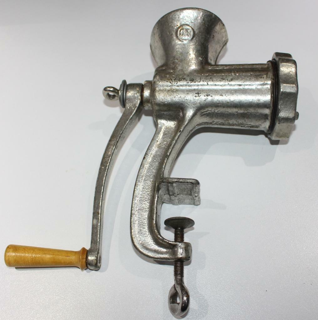other collectible kitchenware kitchen kitchenware collectibles large vintage mincer made in england