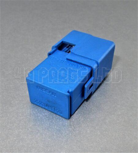 Nissan Micra Almera Primera Note Qashqai 4-Pin Blue Ignition Relay 25230-9F920