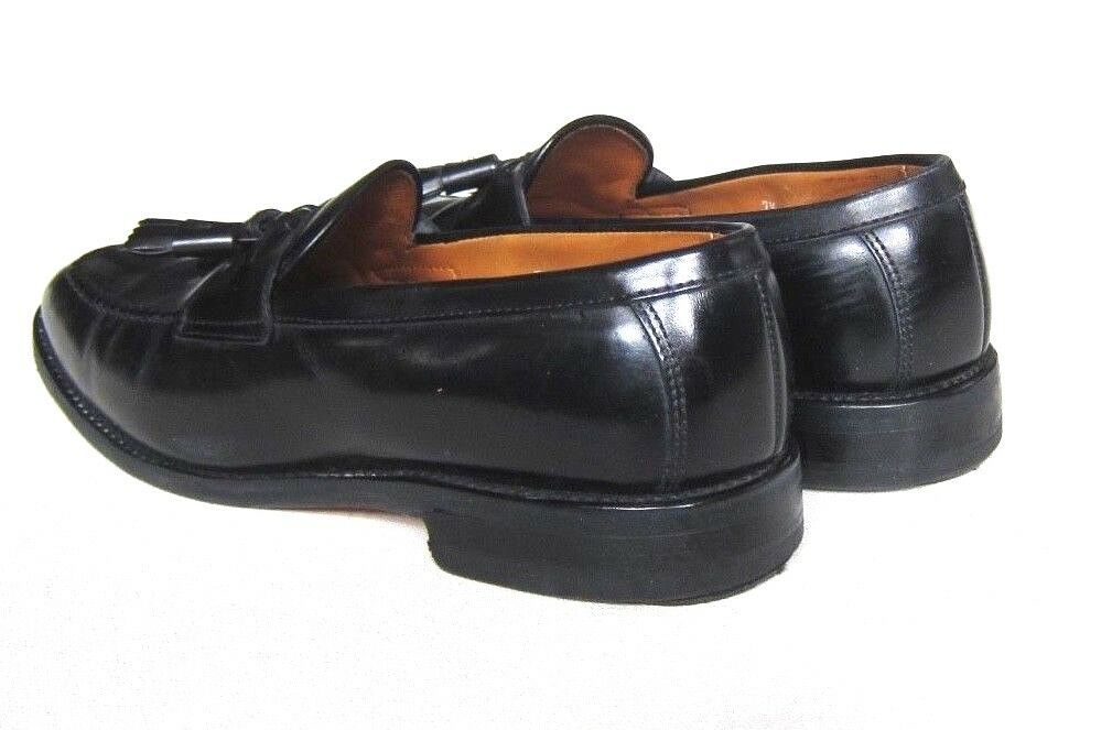 Allen Edmonds in Shoes Wingham Tassel Loafers in Edmonds Black sz  7.5 D 6be0ad