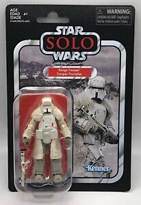 STAR Wars Vintage Collection VC128 gamma Trooper solo NUOVO