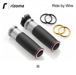 Acquista autentico grande sconto prezzo minimo Dettagli su Rizoma URLO ride by wire manopole allu 22mm Ducati HYPERMOTARD  HYPERSTRADA 821