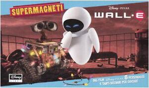 Wall·E. Con magneti - Disney Libri - libro nuovo in Offerta!