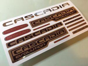 TAMIYA-1-14-Freightliner-CASCADIA-56340-CHROME-REFLECTIVE-stickers-logos-set
