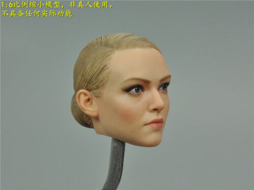 1:6 The Darkzone Agent Tracy VM-019 women  Head Sculpt F 12/'/' Female Figure CN