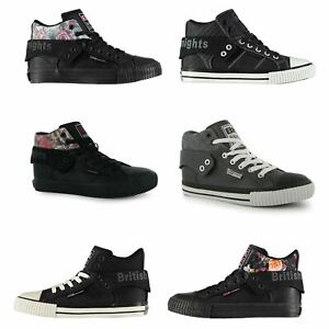 British-Knights-Roco-Fold-Over-Girls-Trainers-Shoes-Footwear