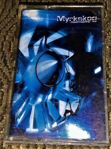 Myrkskog-Deathmachine-VG-Cassette-Tape-Hard-to-Find-Black-Metal