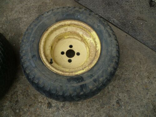 23 x 10 50-12 tyre and 4 stud wheel to suit sabo roberine or similar ...£30+VAT