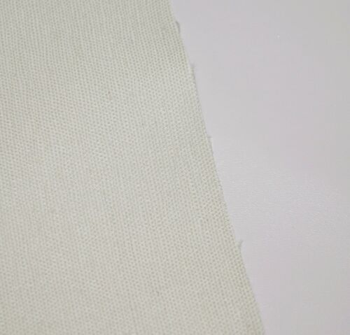 Pe251g Off White Soft Sheep Faux Leather Bolster Yoga Cushion Cover Custom Size