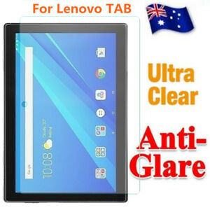3x Tablet Screen Protector Soft Guard Film Cover For Lenovo Tab 4 10 Plus