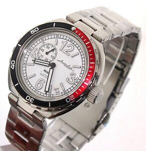 Vostok Amphibia Neptun automatic diver watch 960761